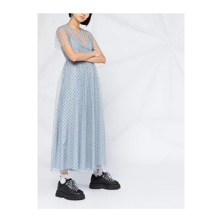 Главная покупка будущей весны: голубое платье (фото 6)