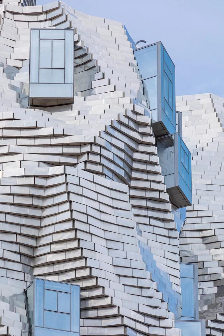 Башня LUMA по проекту Фрэнка Гери (фото 5)