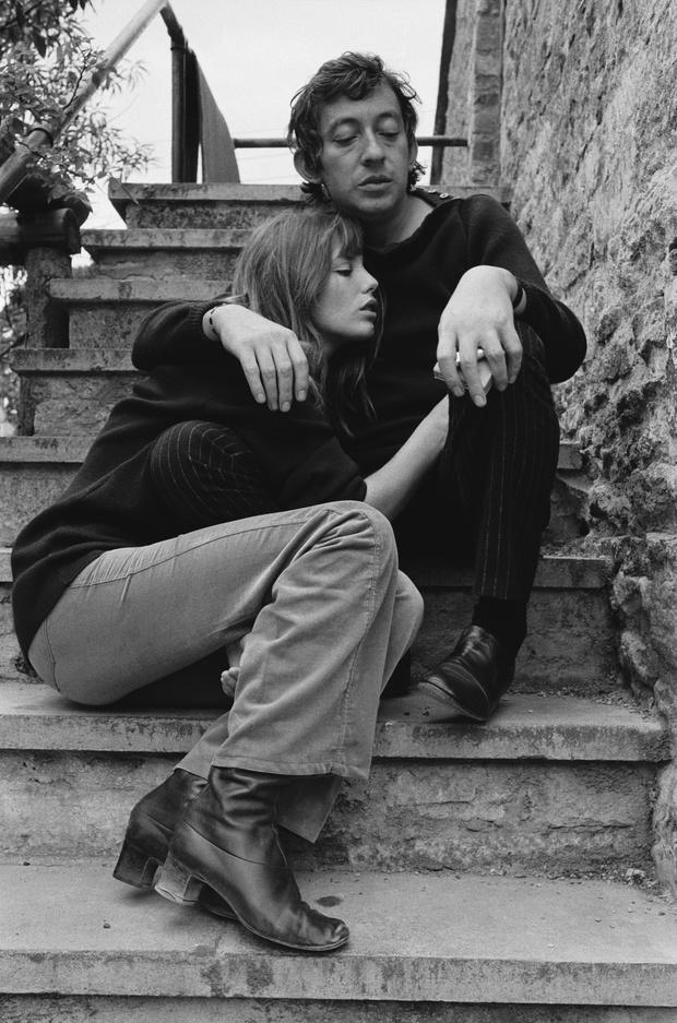 Серж Генсбур и Джейн Биркин — самая стильная пара своего поколения. И вот почему (фото 3)