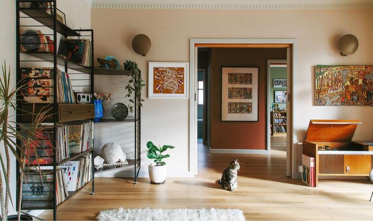 Уютный дом с ретро-акцентами в пригороде Мельбурна (фото 4)