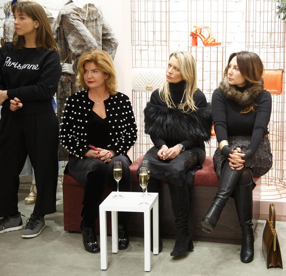 Вечеринка ELLE DECORATION в эфемерном бутике Chanel | галерея [1] фото [19]