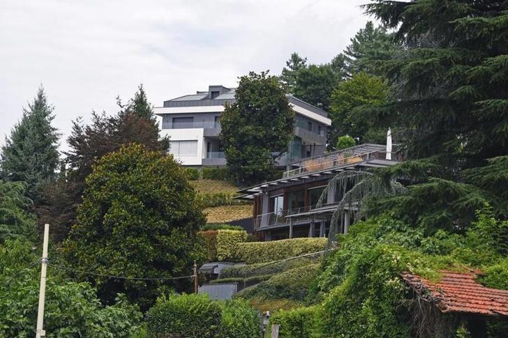 Новый дом Криштиану Роналдо в Турине (фото 0)