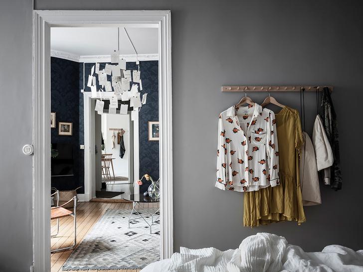 Скандинавский минимализм: квартира в Гетеборге (фото 13)