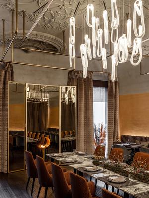 Ресторан Sartoria Lamberti: новый проект Юны Мегре (фото 12.1)