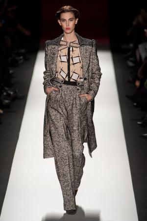 Показы мод Carolina Herrera Осень-зима 2013-2014 | Подиум на ELLE - Подиум - фото 871