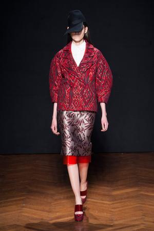 Показы мод Frankie Morello Осень-зима 2013-2014 | Подиум на ELLE - Подиум - фото 727