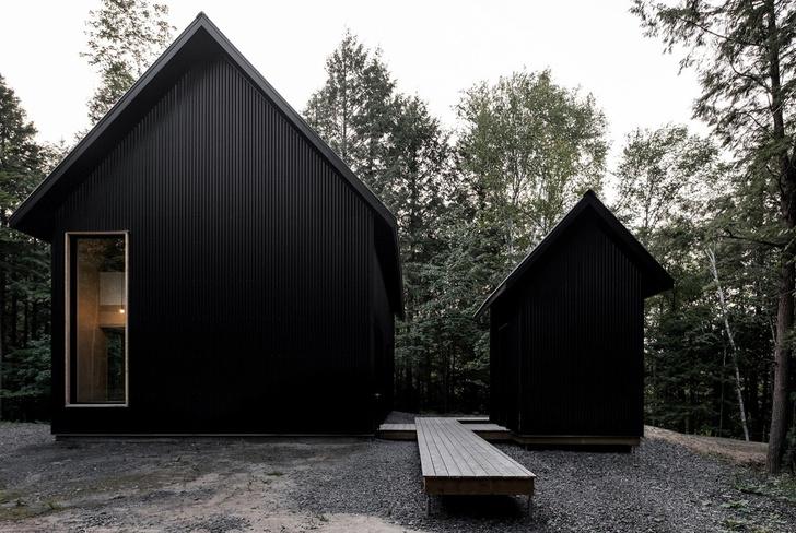 Деревянные дома: 10 вдохновляющих проектов (фото 0)