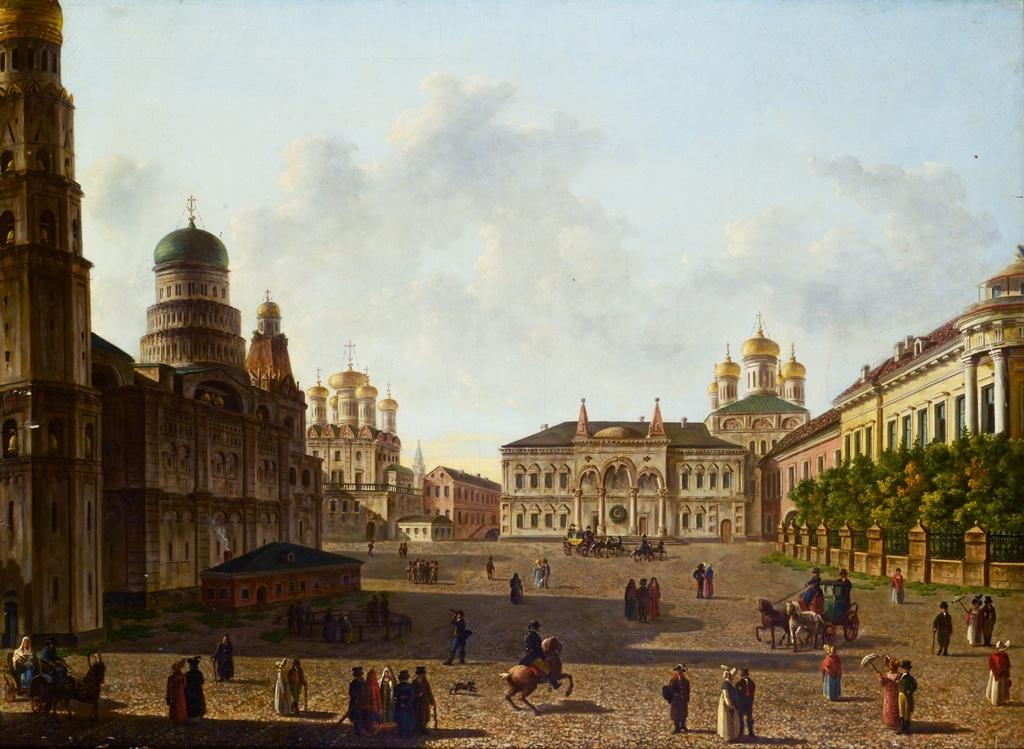 Куда сходить: выставка Матвей Казаков и допожарная Москва (галерея 5, фото 2)