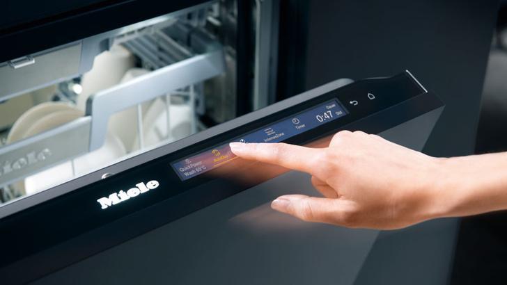 Новые посудомоечные машины Miele G7000 (фото 8)