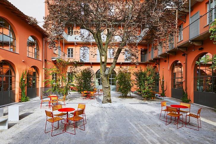 Дизайнерский хостел Combo в Милане (фото 0)