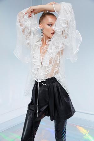 Maison Bohemique представил лукбук коллекции couture осень-зима 18/19 (фото 11.2)