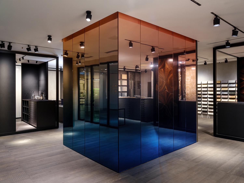 В салоне KRASSKY появился отдел Luxury Textures (галерея 6, фото 3)