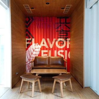 Дом из контейнеров: Starbucks по проекту Кенго Кумы (фото 2.2)