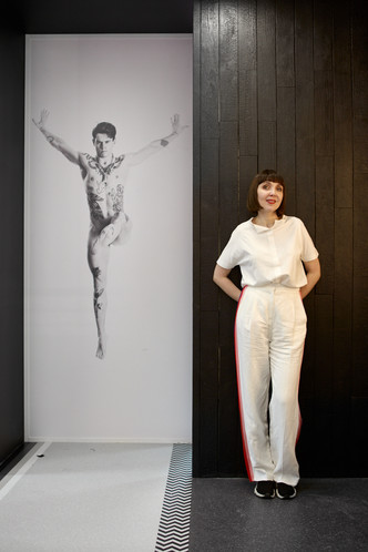 Bathroom Biennale: ванная комната суперзвезды от Дианы Балашовой (фото 0.2)