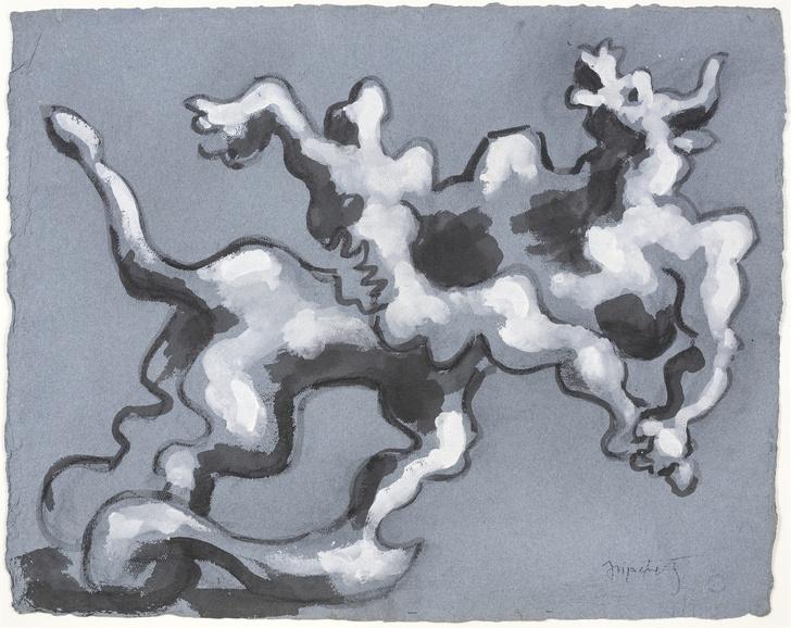 Выставка Жака Липшица в ММОМА (фото 4)