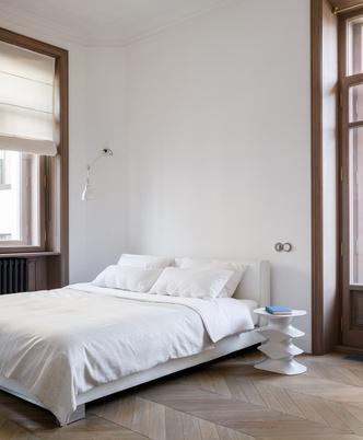 Квартира 90 кв.м в Нащокинском переулке: проект Ольги Колесик (фото 6)