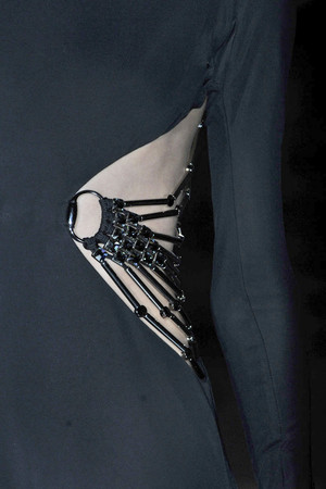 Показ Gucci коллекции сезона Весна-лето 2010 года prêt-à-porter - www.elle.ru - Подиум - фото 116579