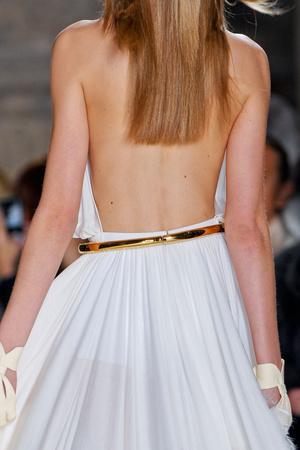 Показ Stephane Rolland коллекции сезона Весна-лето 2012 года Haute couture - www.elle.ru - Подиум - фото 331556