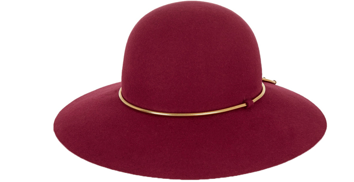 Шляпа, Lanvin, farfetch.com.