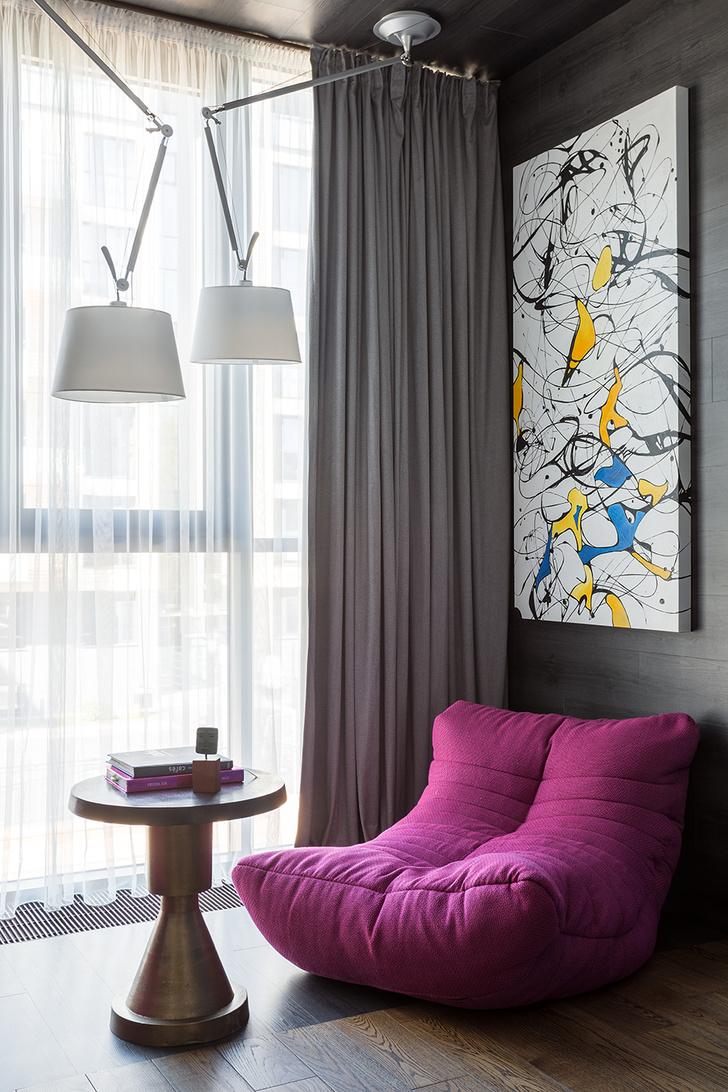 Квартира 65 кв.м: проект декораторов Влады Петерсон и Натальи Забановой (фото 15)