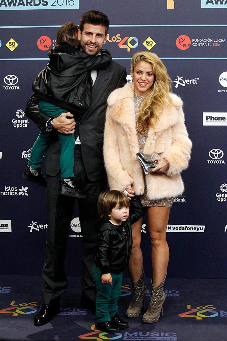 СМИ: Шакира и Жерар Пике расстались фото [5]