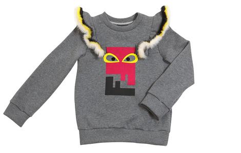 Пуловер, Fendi, 19 436 руб.