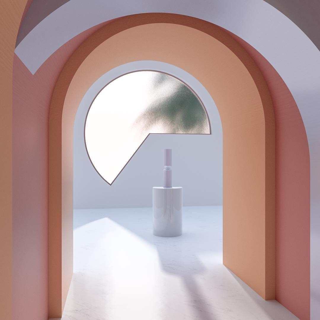 Инстаграм недели: архитектура мечты Алексиса Христодулу (галерея 10, фото 1)