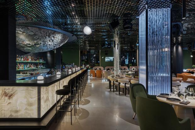 Четыре стихии: ресторан «Земля» в Москве (фото 0)