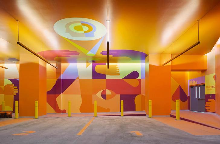 Яркая больница в Чикаго лечит дизайном (фото 2)