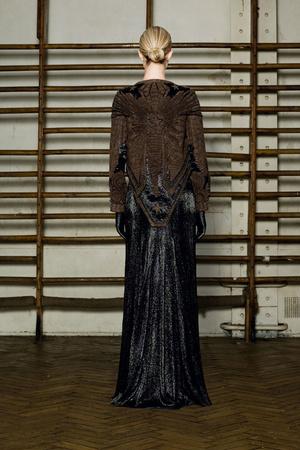 Показ Givenchy коллекции сезона Весна-лето 2012 года Haute couture - www.elle.ru - Подиум - фото 332737