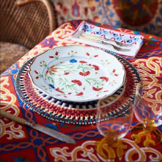 Первая коллекция посуды от Carolina Herrera x Cabana (фото 2.1)