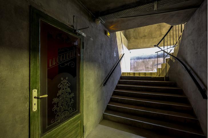 Парижский ресторан Jacopo – проект Натальи Белоноговой (фото 12)