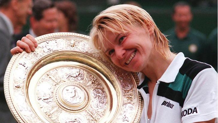 Яна Новотна, чешская теннисистка умерла