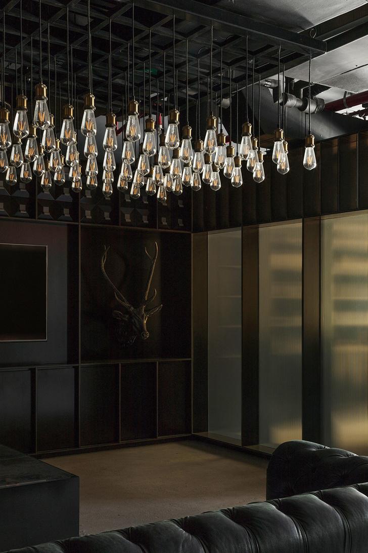 Барбершоп Chaps & Co в Дубае (фото 3)
