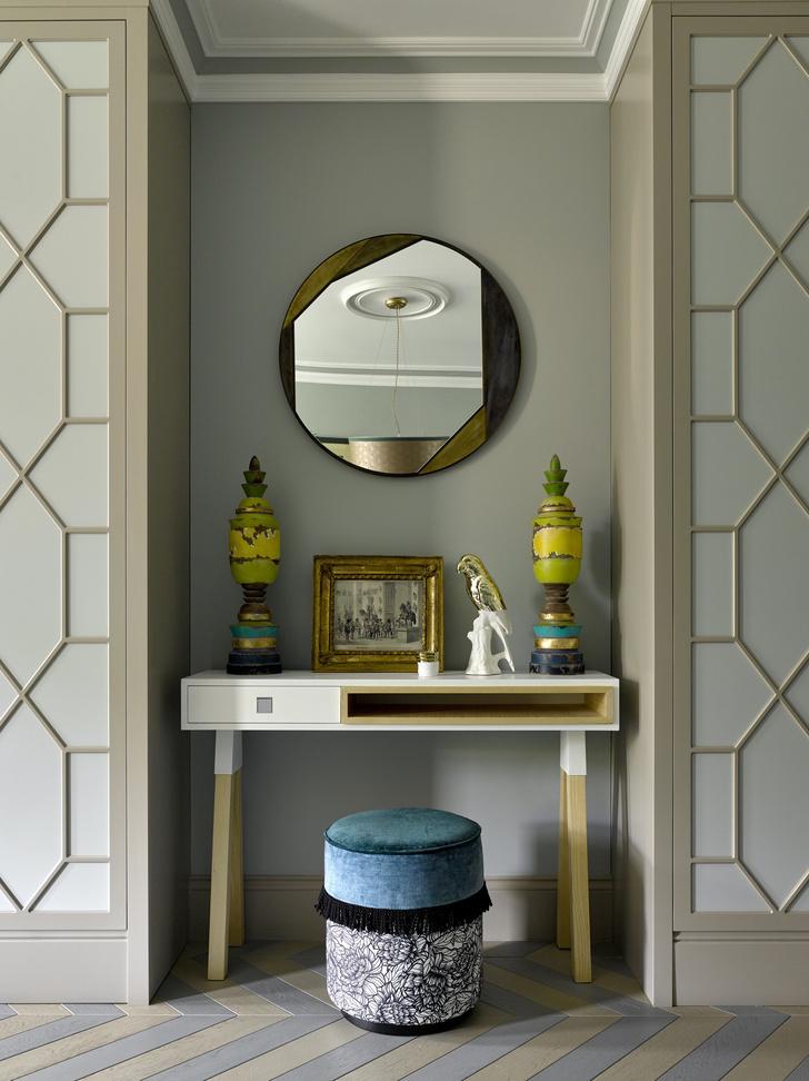 Зеркало в интерьере: идеи и советы (фото 8)