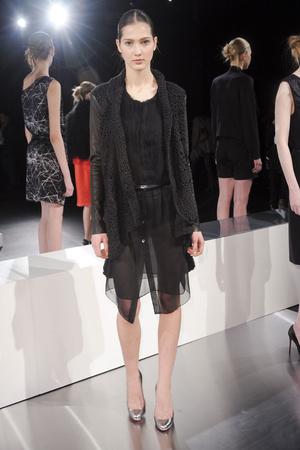 Показ Tess Giberson коллекции сезона Осень-зима 2011-2012 года prêt-à-porter - www.elle.ru - Подиум - фото 226204