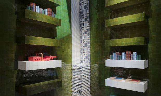 Milan Design Week 2018: геометрическое пространство Hermès (фото 7)