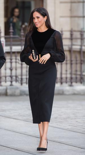 Прощай, королева: 30 лучших выходов Меган Маркл в качестве члена монаршей семьи (фото 29.1)