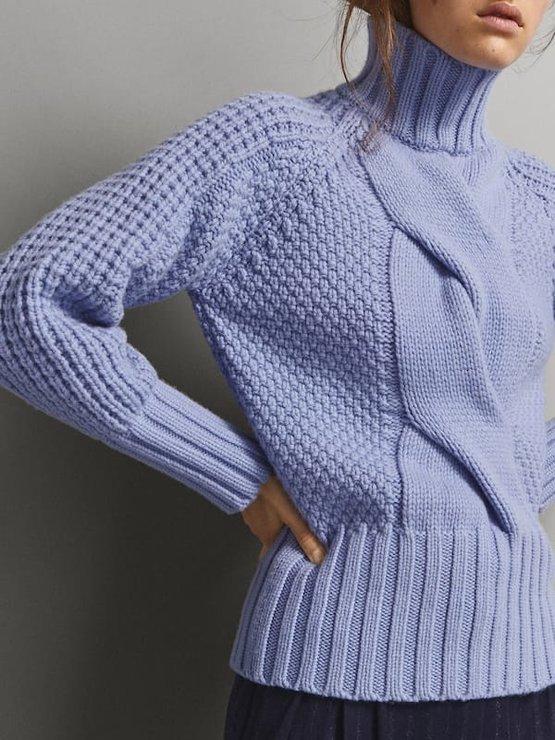 20 красивых и теплых свитеров не дороже 20 тысяч рублей (фото 22)
