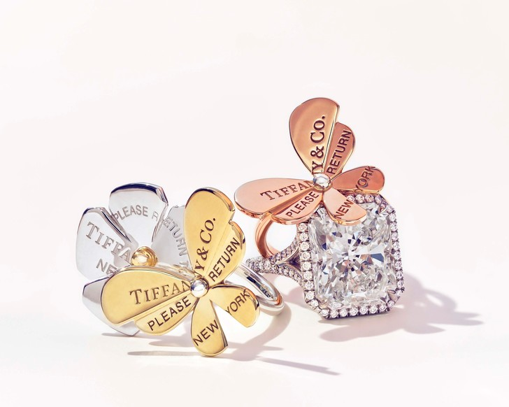 Новая классика: Tiffany & Co. представили украшения Return to Tiffany Love Bugs (фото 6)