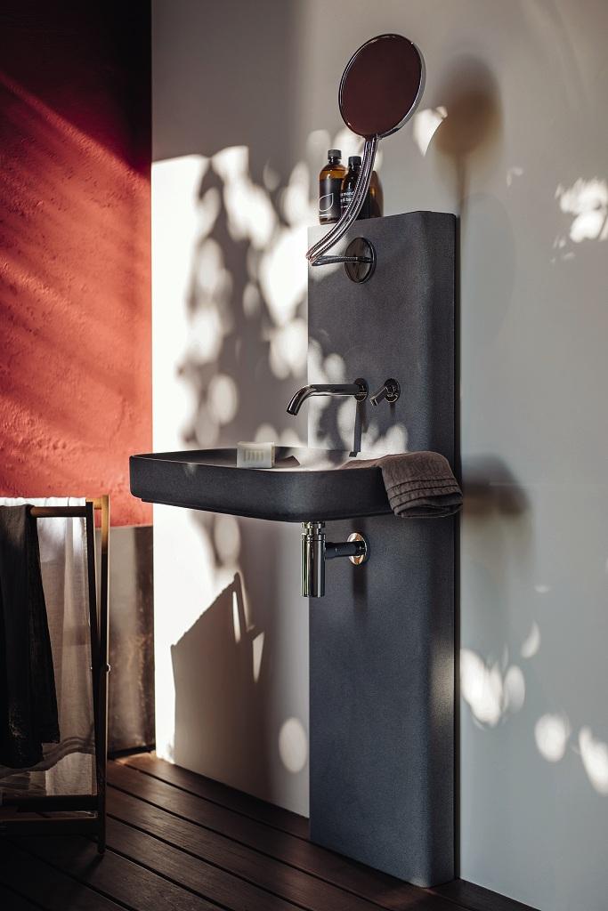 Новая коллекция сантехники Agape Outdoor для сада (фото 7)