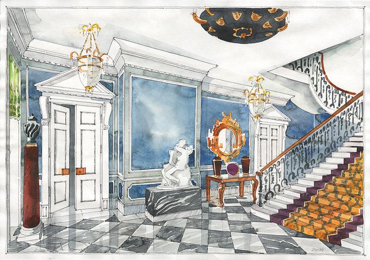 Открывается выставка «Кирилл Истомин. 20 лет декорирования» фото [4]