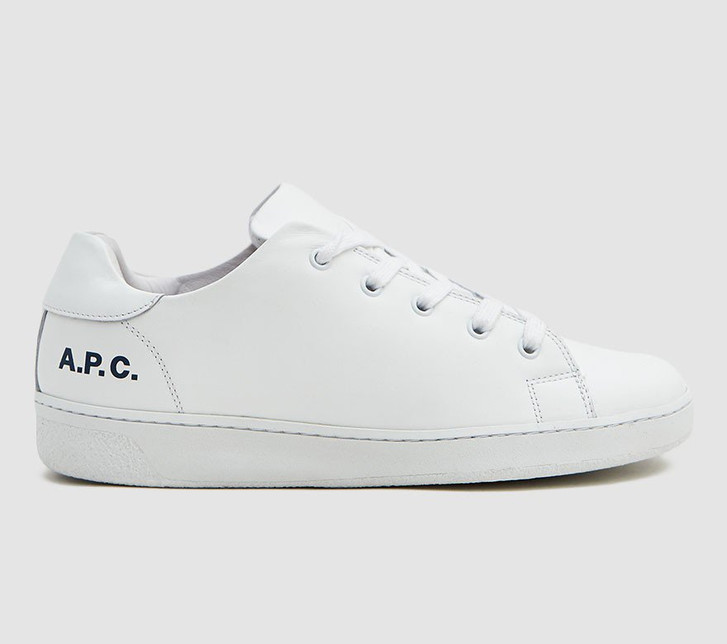 Белые кожаные кеды — константа гардероба. Какие выбрать? (фото 5)