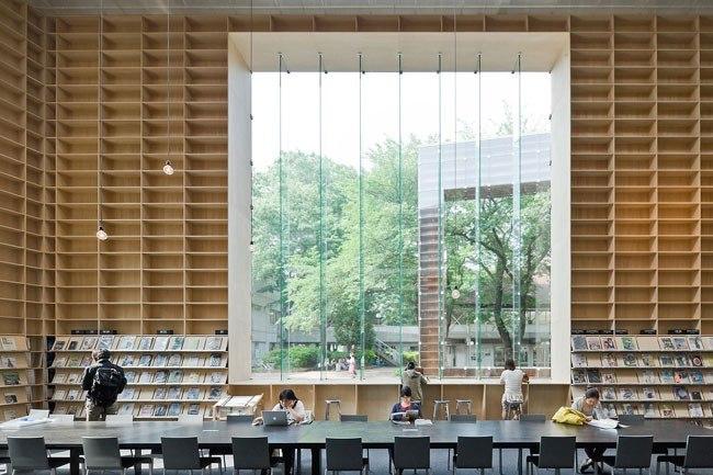 Мечтатели: самые невероятные постройки из стекла (фото 50)