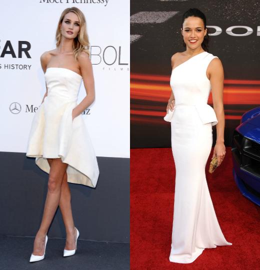 Звезда в белом платье