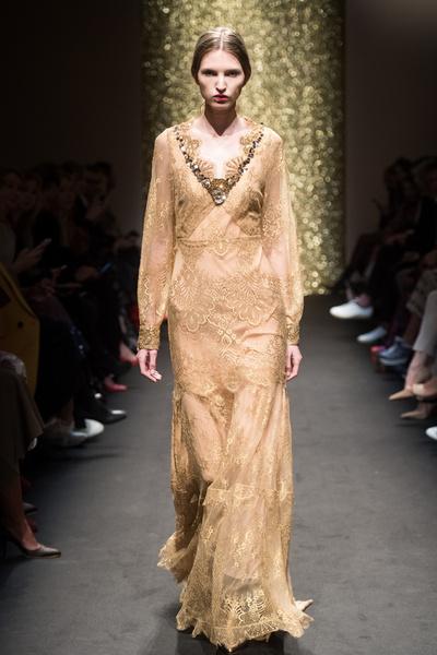 TWINSET Milano впервые провели fashion-шоу в России (галерея 5, фото 45)