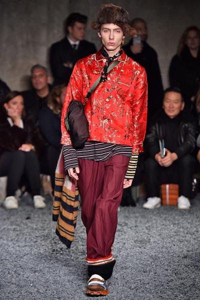Главное, что случилось на Неделе мужской моды в Милане (галерея 13, фото 6)