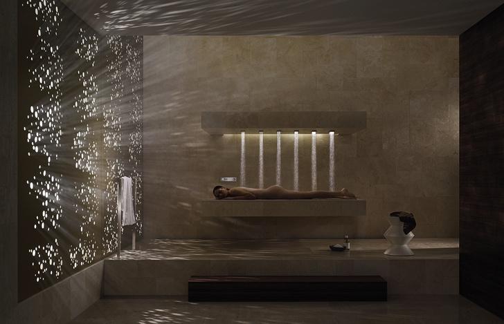 Секреты сексуальной ванной
