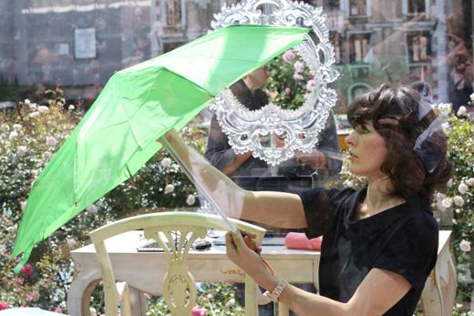 Милла Йовович открыла 55-ую Венецианскую биеннале