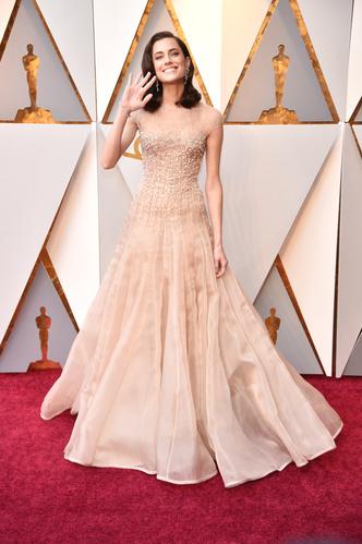 Сама нежность: женственные и романтичные платья Оскара 2018 (фото 6)